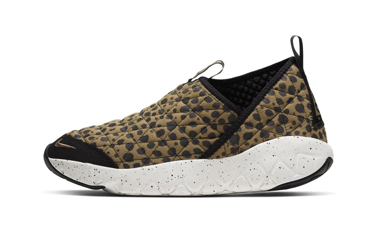 nike acg moc 3 cheetah release date info photos price