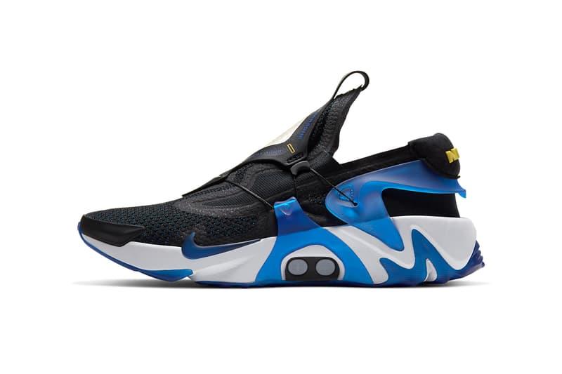 "Nike Adapt Huarache ""Racer Blue"" Sneaker Release Where to buy Price 2019"