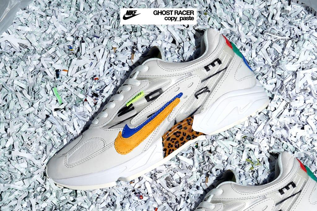 Nike Air Ghost Racer \