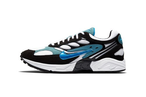 """Nike Air Ghost Racer Releases in Sporty """"Mineral Teal"""""""
