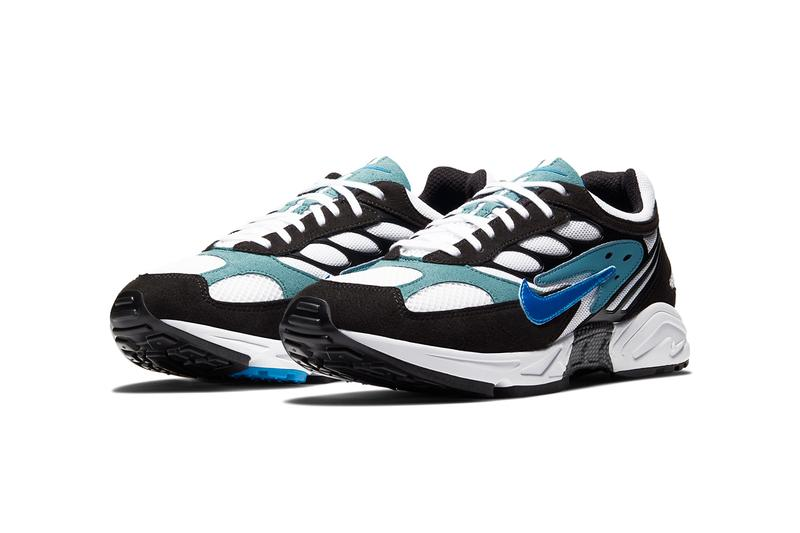 nike air ghost racer mineral teal black photo blue AT5410 004 release date info photos price