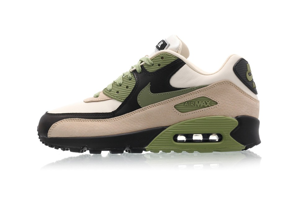 """Nike Unveils Smokey Indigo & Earth-Toned Air Max 90 NRGs in """"Escape Pack"""""""