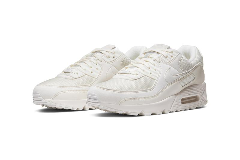 Nike Air Max 90 30th Anniversary Release Date & Pricing Info Details Sail All White Clean