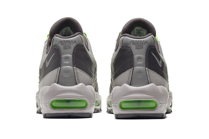 nike air max 95 utility electric green weather resistant BQ5616-002 beaverton sneakers shoes