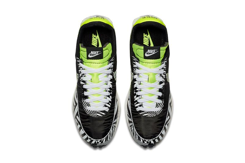 nike air tailwind 79 illusion pack white sail black volt green CZ6361 097 CZ6362 907 release date info photos price sneaker colorway