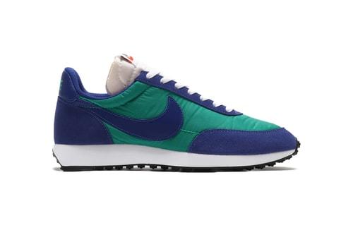 "Nike Air Tailwind 79 Gets Crisp ""Neptune Green"" Style"