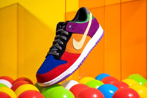 "A Closer Look at the Nike Dunk Low ""Viotech"""