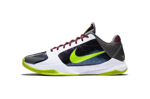 "Nike Kobe 5 Protro ""Chaos"" Official Re-Release Announced"