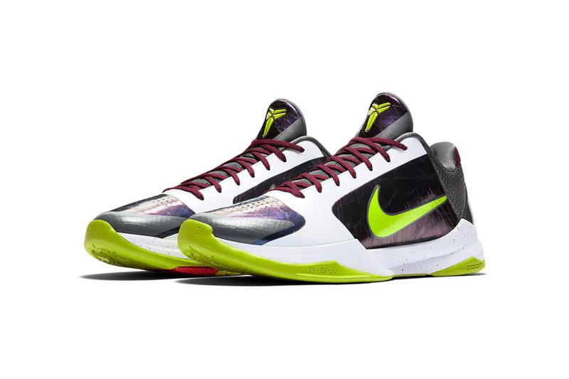 "Nike Kobe 5 Protro ""Chaos"" Returns"