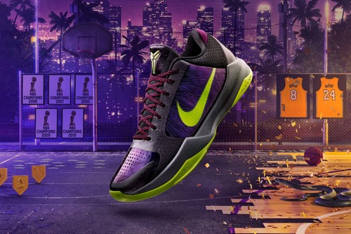 """Nike and NBA 2K Continue """"Gamer Exclusive"""" Series With New Kobe 5 Protro"""