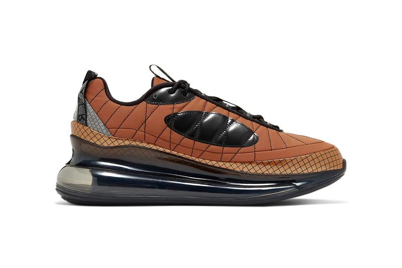 Nike MX-720-818 Metallic Silver Copper