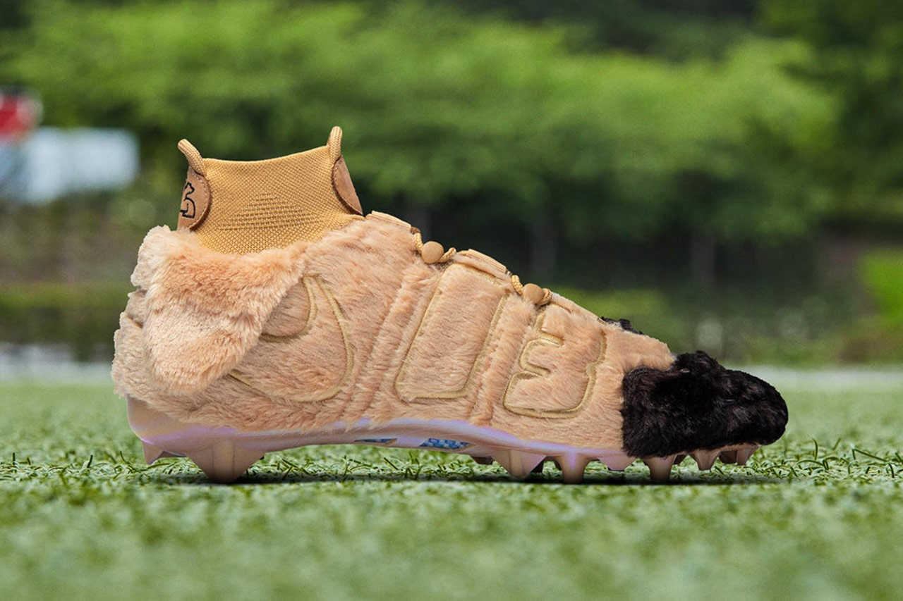 Nike Unveils Dog-Inspired Cleats for