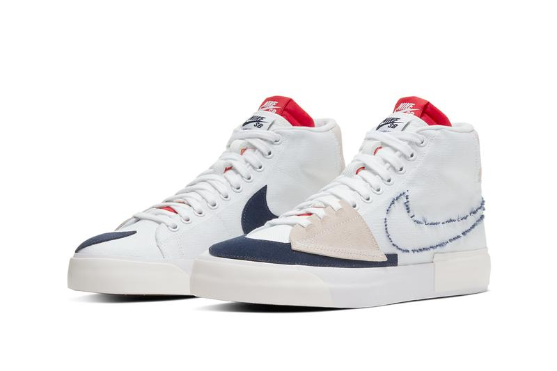 nike sb blazer mid edge hack pack laser blue watermelon white midnight navy ci3833 100 400 release date info photos price
