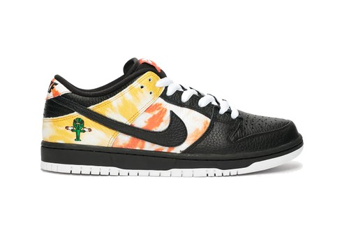 """Nike SB Dunk Low """"Raygun"""" To Return With New Tie-Dye Graphics (UPDATE)"""