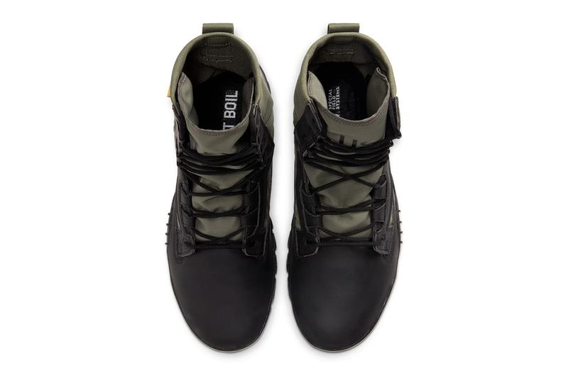 Nike SFB Jungle WP Black Medium Olive Release CT4911-030 Info Buy