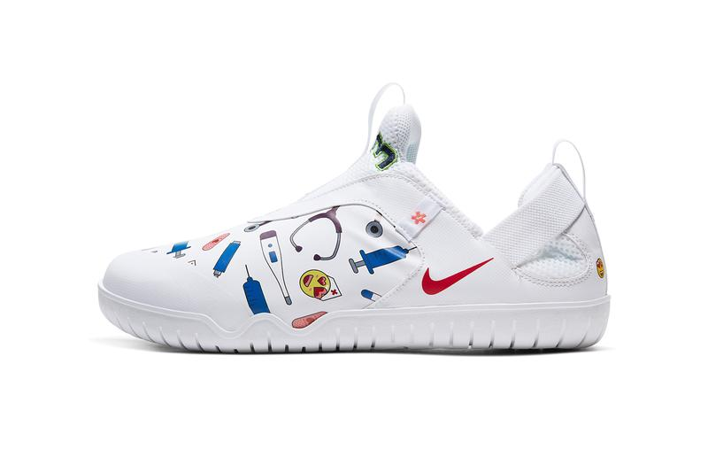 nike zoom pulse doernbecher collection saywer desiree zion branson kahleah release date info photos price sneaker nurse medical professional hospital