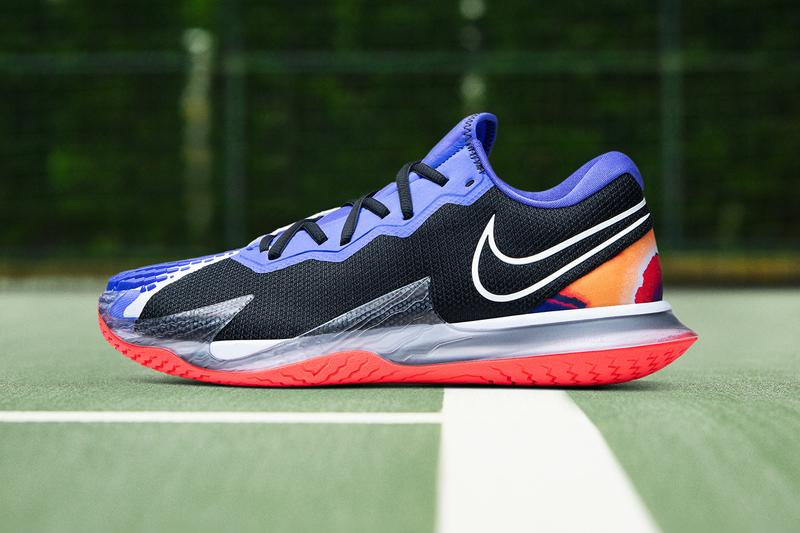 NikeCourt Zoom Vapor Cage 4 Official Look Rafael Nadal Release Info Date Purple Red Buy Where Tennis