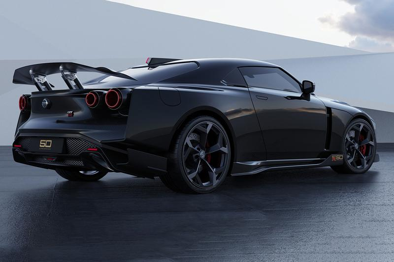 Nissan GT-R50 by Italdesign 2020 Release Information First Official Look Production Car Limited Edition Supercar Japanese Italian 711 BHP V6 Engine Custom Customers Delivery