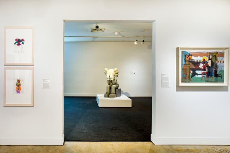 nsu art museum happy exhibition