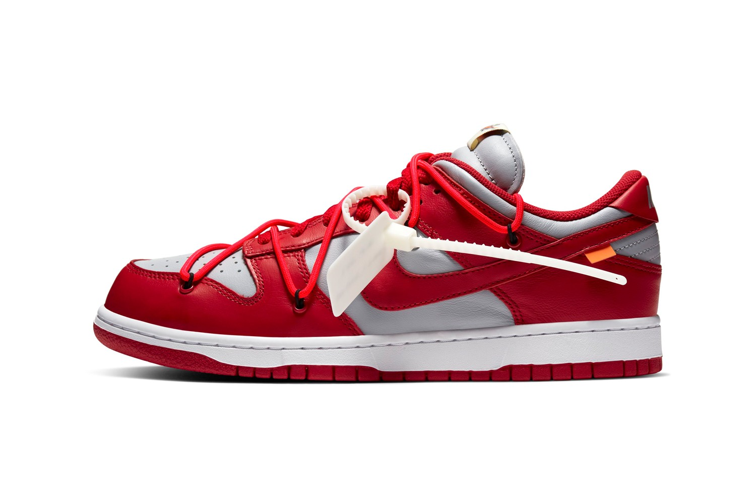 Off-White™ x Nike Dunk Low Official