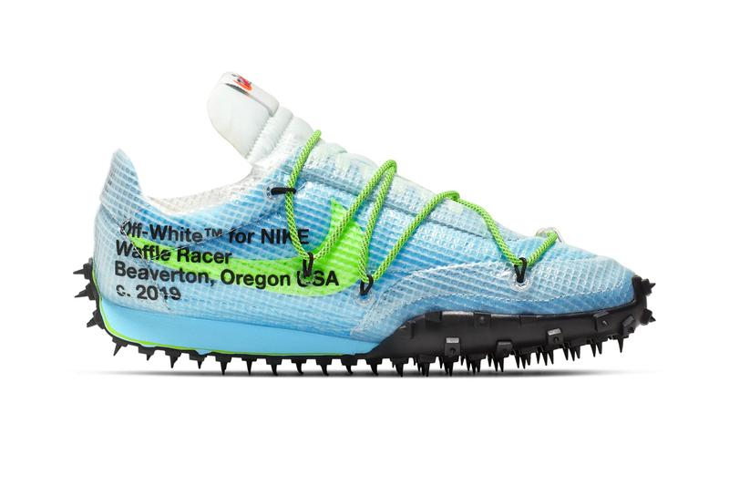 Off-White™ x Nike Waffle Racer SP Sneaker Release Where to buy Price 2019 Virgil Alboh