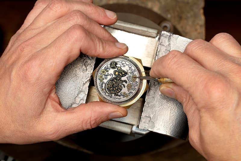 Panerai Year of the Rat Sparsello Luminor Sealand Info watches Italian Lunar New Year