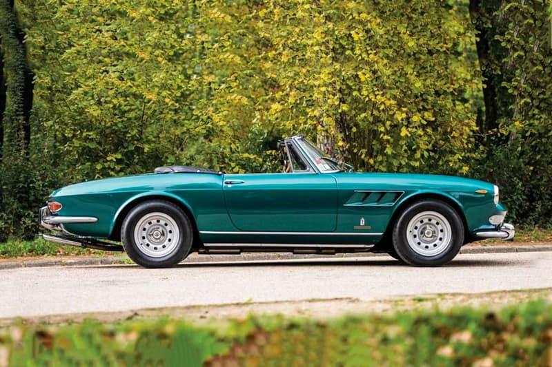 rm sothebys ferrari 1965 275 gts pininfarina design italian vintage car auction sale