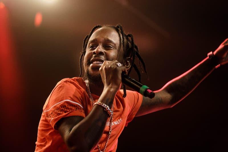 Popcaan 'Vanquish' Album Stream dancehall reggae listen now apple music stream  OVO sound warner music jamaican deejay unruly fest