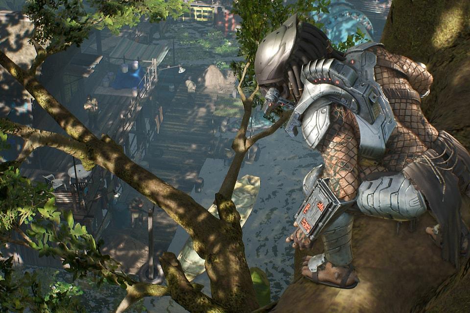 Predator: Hunting Grounds' PlayStation Trailer | HYPEBEAST