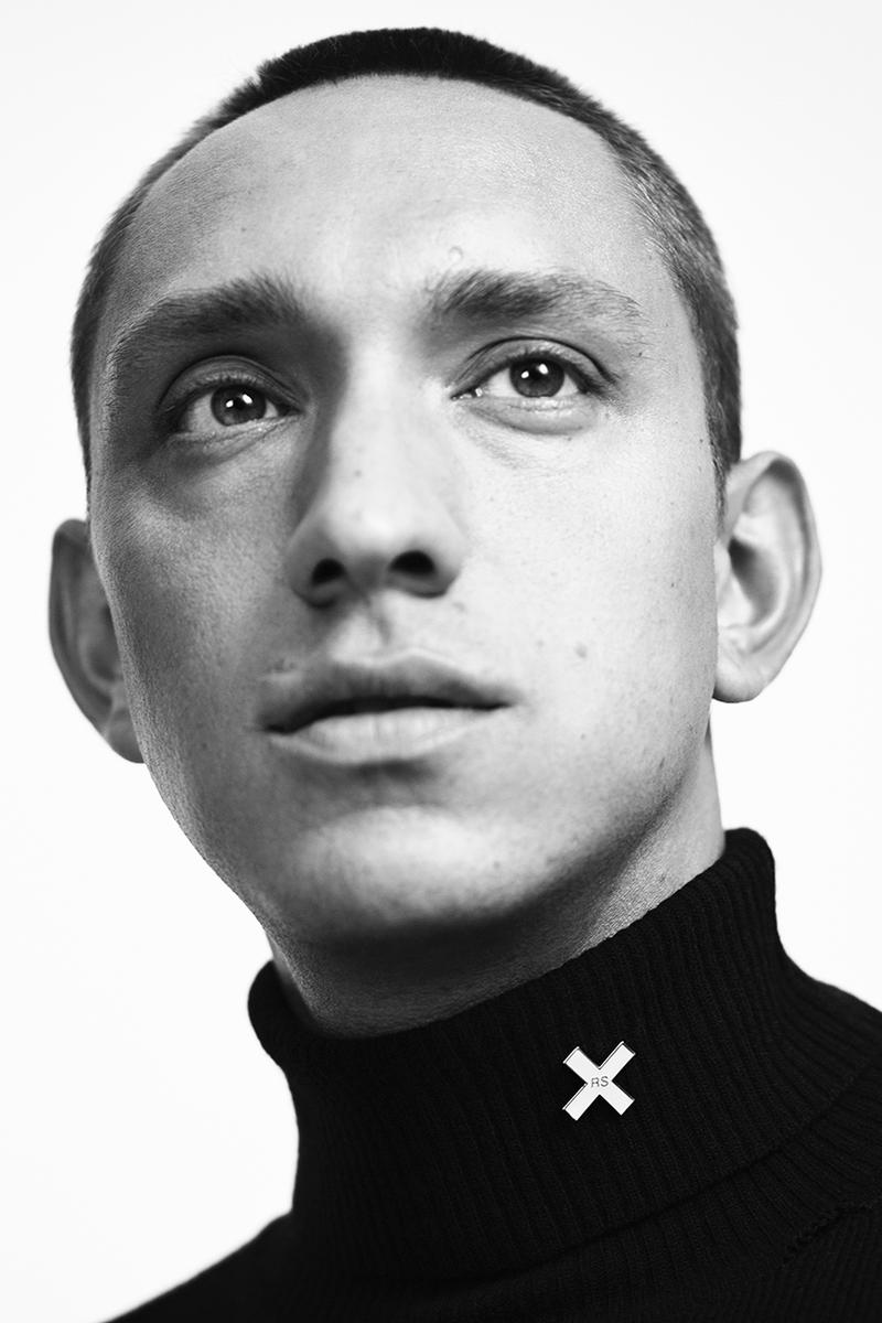 Raf Simons x The xx Capsule Collection Announcement Closer Look Tenth Anniversary Album 'xx' T-shirts, caps, pins limited-edition patches December 12 Dover Street Market Ginza