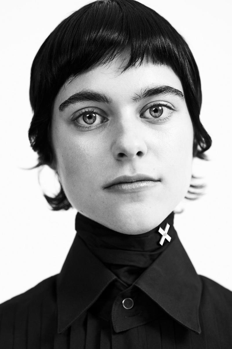 The xx x Raf Simons 10th Anniversary Collaboration collection release date info editorial system magazine willy vanderperre Olivier Rizzo