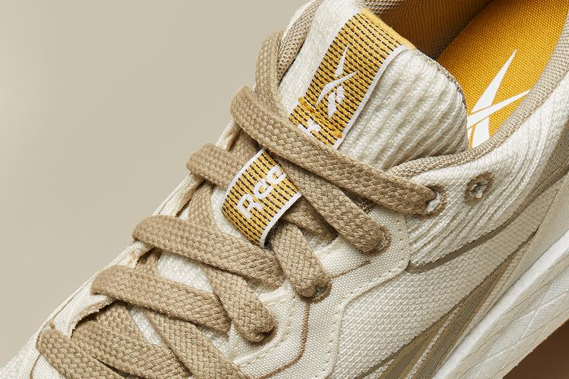 Reebok Forever Floatride Grow Unveil Release First Look Info Beige off white gum rubber sustainability environment [REE]GROW [REE]CYCLED Sekisui Corporation