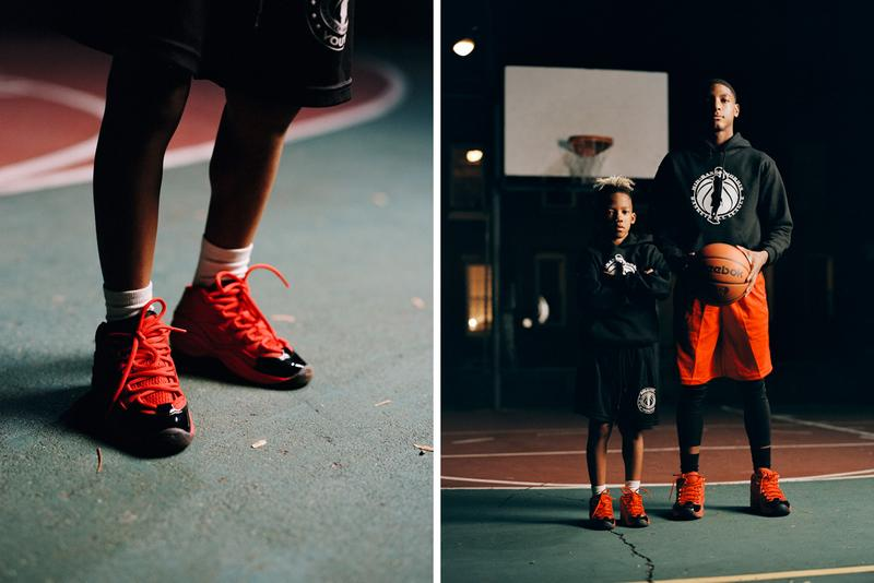 reebok question mid heart over hype red black Philadelphia philly release date info photos price allen iverson Josh Richardson 76ers