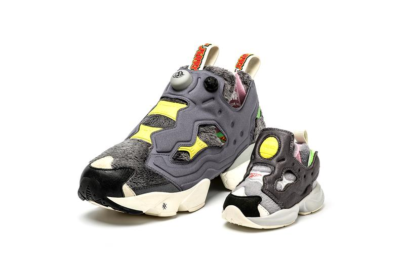 Reebok Tom and Jerry 2019 Capsule collection footwear shoes sneakers runners trainers court kicks cartoons animation 80 years warner bros Club C Revenge instapump fury