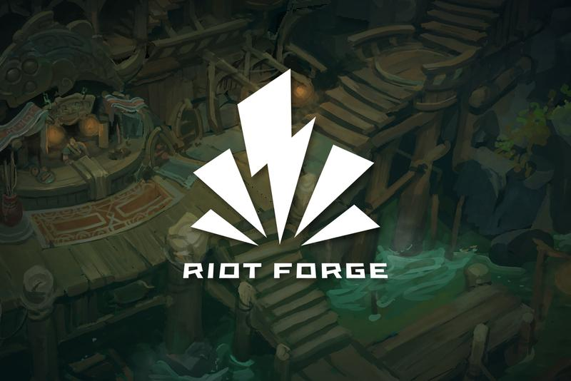Riot Games Launches Riot Forge Publishing Group League of Legends Completable Games Release Info Date