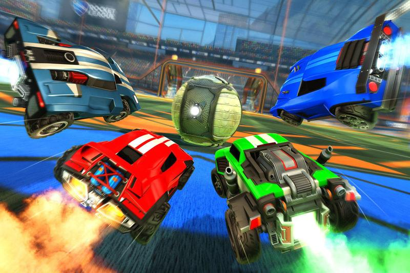Rocket League Psyonix Removes Loot Boxes from the Game