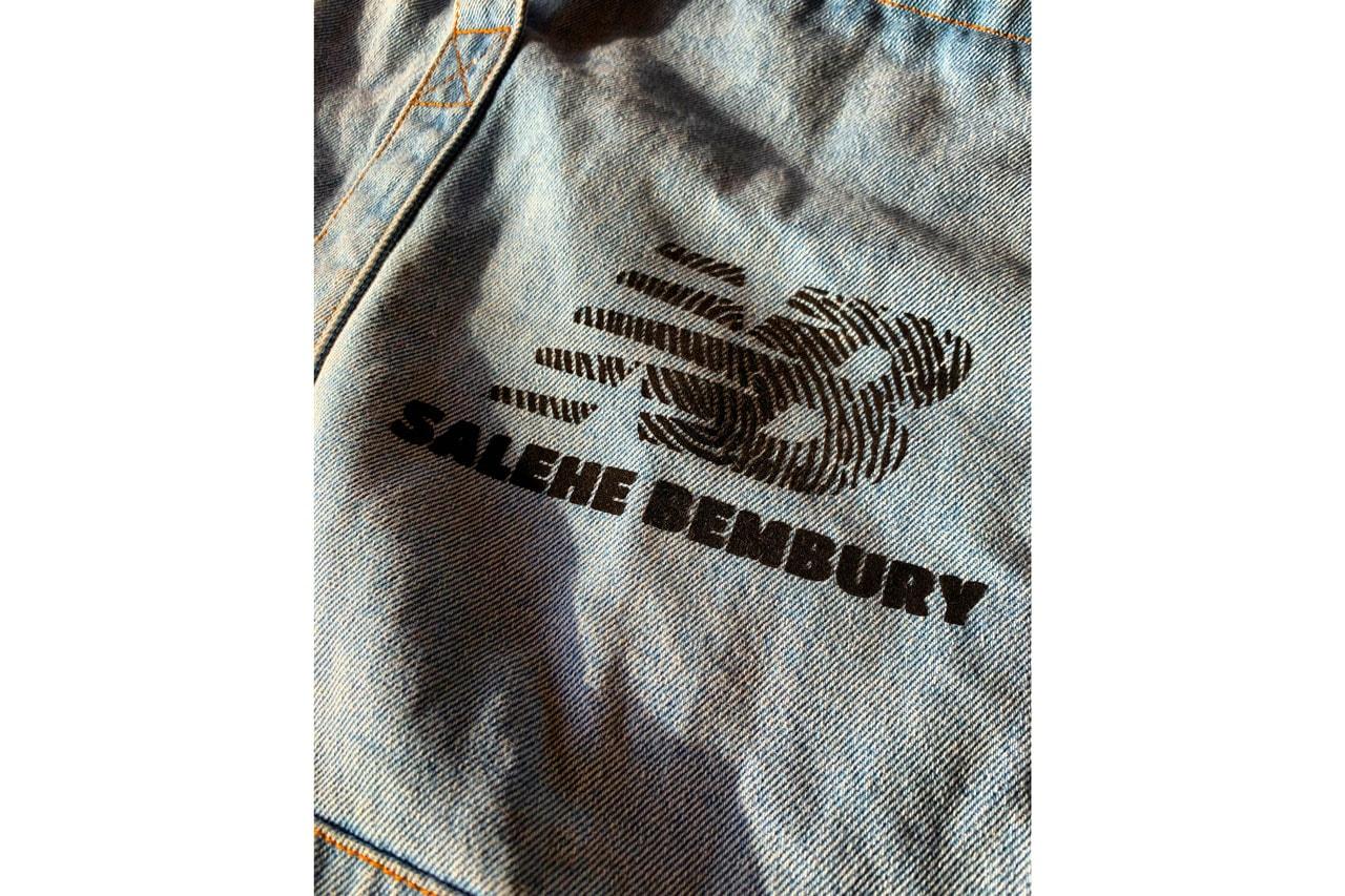 Salehe Bembury x New Balance Collaboration Teaser sneaker shoe apparel footwear