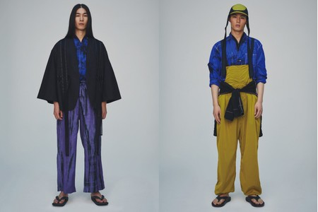 Sasquatchfabrix. Balances Loud Colors and Muted Tones for SS20