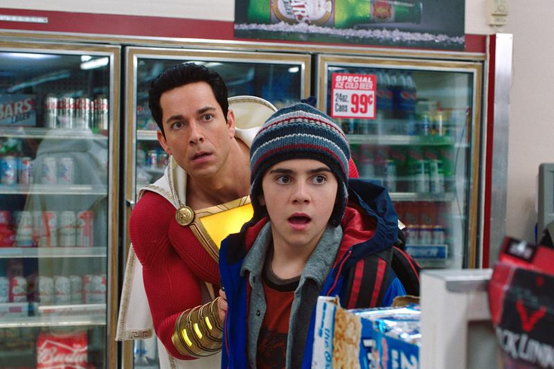 DC's 'Shazam 2' Gets a Release Date 2022 april dc extended universe warner bros. films movies comics  Zachary Levi superheroes