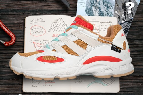 "Size? adidas LXCON 94  ""Carstensz"" Looks to the World's Most Perilous Peaks"
