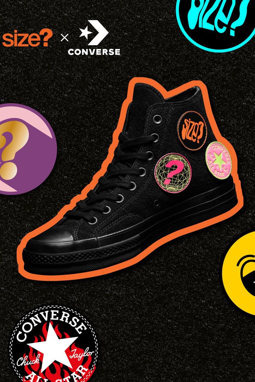 size? x Converse Chuck 70 \