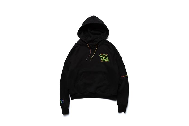 """SMG 10 Year Anniversary Collection SMUDGE """"Still Moving Under Gun Fire"""" Capsule Shanghai Store Release Information Jumper Hoodie Sweater Cap Luggage Strap"""