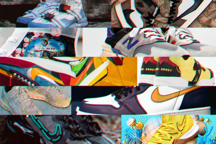 The HYPE Report: Best Sneakers of 2019