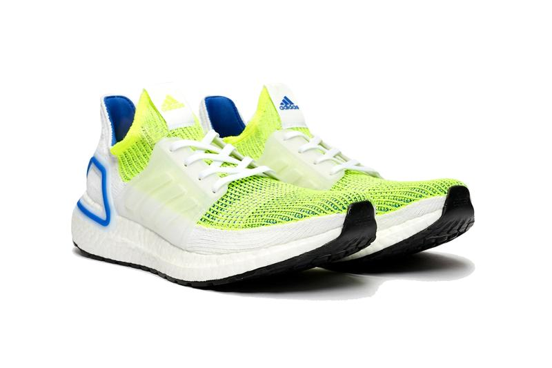 adidas consortium ultraboost ultra boost 19 sneakersnstuff sns special delivery tokyo Fv6012 solar yellow core white black release date info photos price