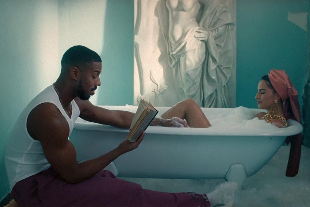 "Snoh Aalegra Gets Intimate With Michael B. Jordan in New ""Whoa"" Music Video"
