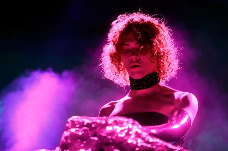 "Sonikku ""SWEAT"" Feat. Liz (Sophie Remix) Stream pop avant synth dance music house listen now spotify apple music"