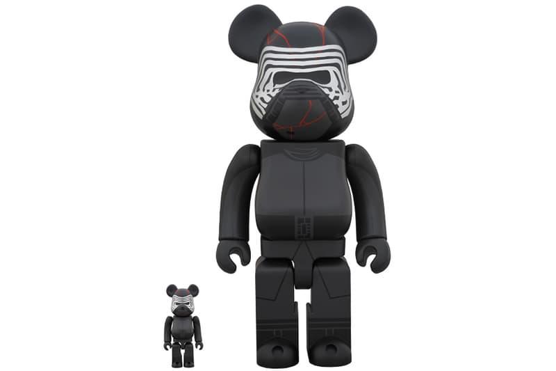 Medicom Star Wars C-3PO Sith Trooper Kylo Ren BEARBRICK