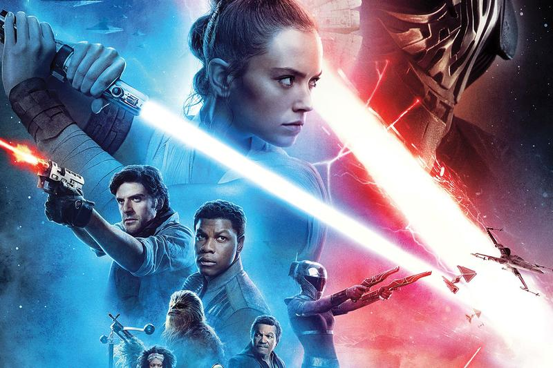 'Star Wars: The Rise of Skywalker' Opening Weekend Box Office returns money 176 million dollars lowest