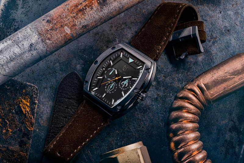 'Star Wars: The Rise of Skywalker' x Meister Watches Release Information Closer Look Timepieces Wristwatch Limited Edition R2-D2 Droids BB-8 D-O Sith Trooper Kylo Ren The Jedi C-3PO The Mandalorian