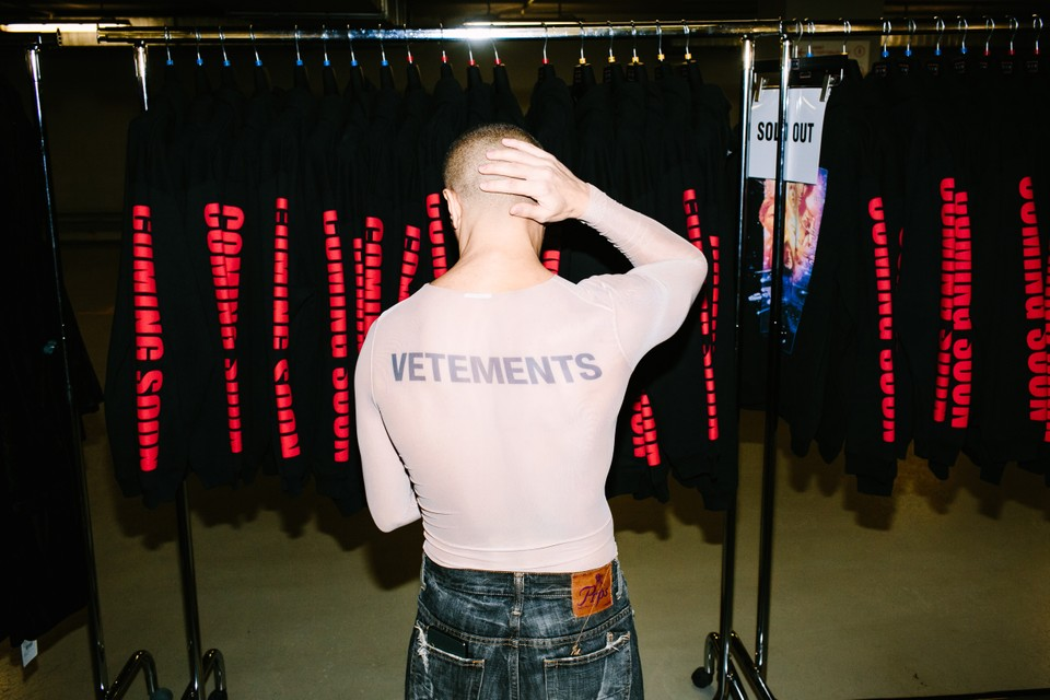 A Recap of the Vetements x Star Wars Collection Launch Event